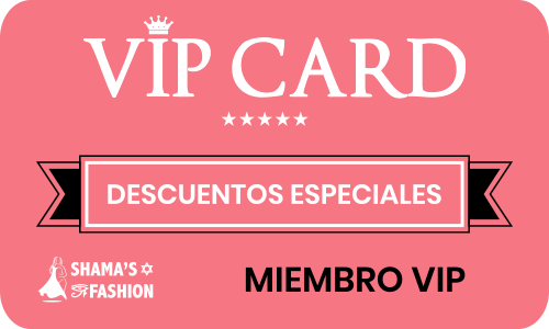 miembro vip shamas fashion